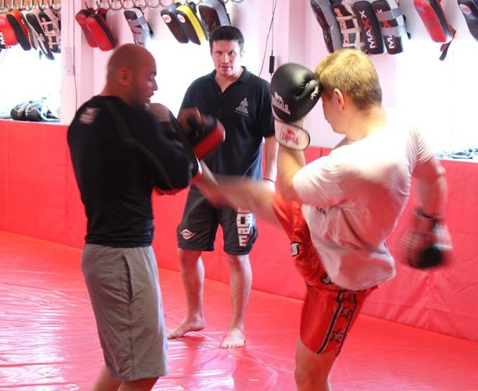 mixed martial arts in liverpool