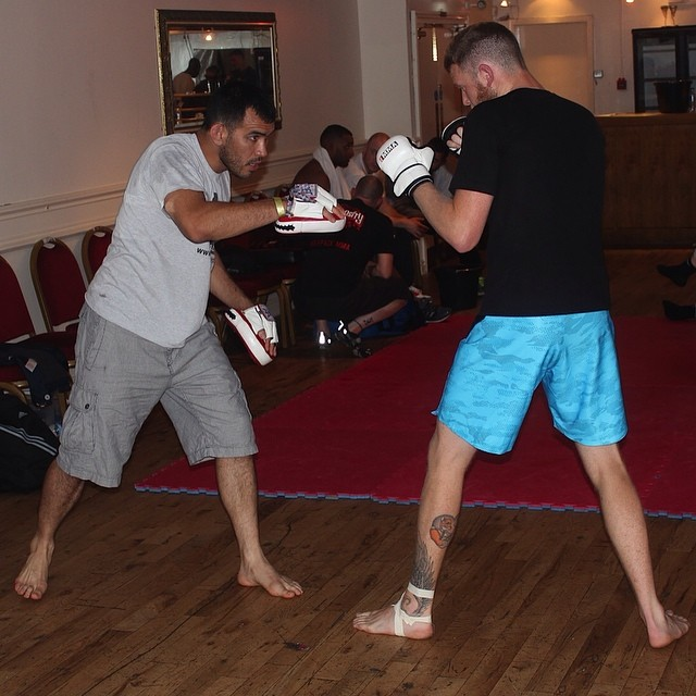 mixed martial arts training in liverpool